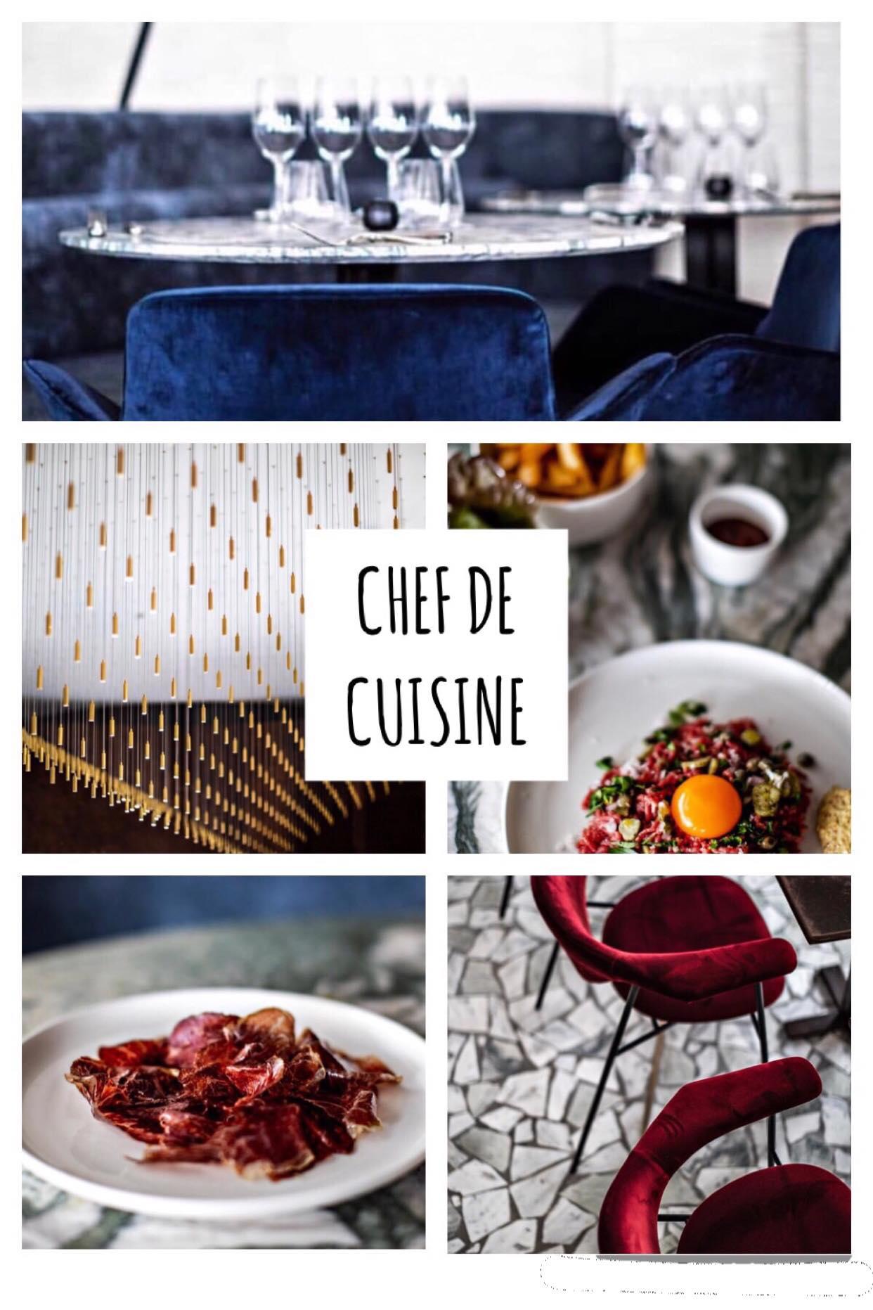 Chef de cuisine rhea recrutement for Offre d emploi commis de cuisine paris