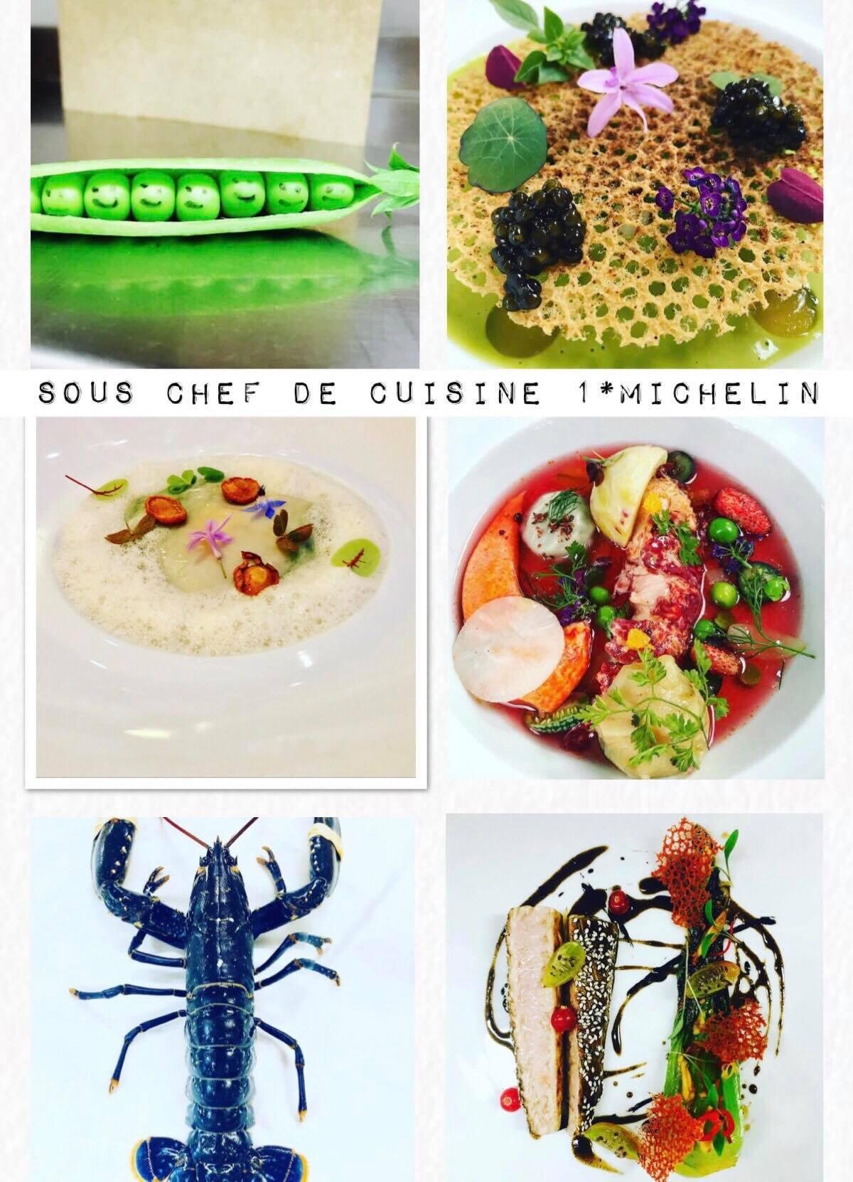 Sous chef de cuisine 1 rhea recrutement for Offre d emploi commis de cuisine paris