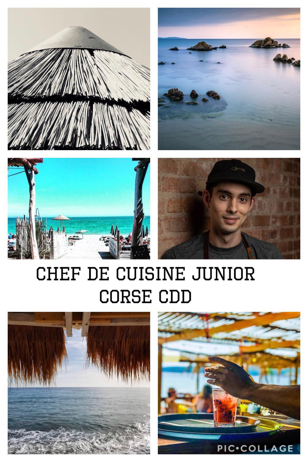 chef de cuisine junior