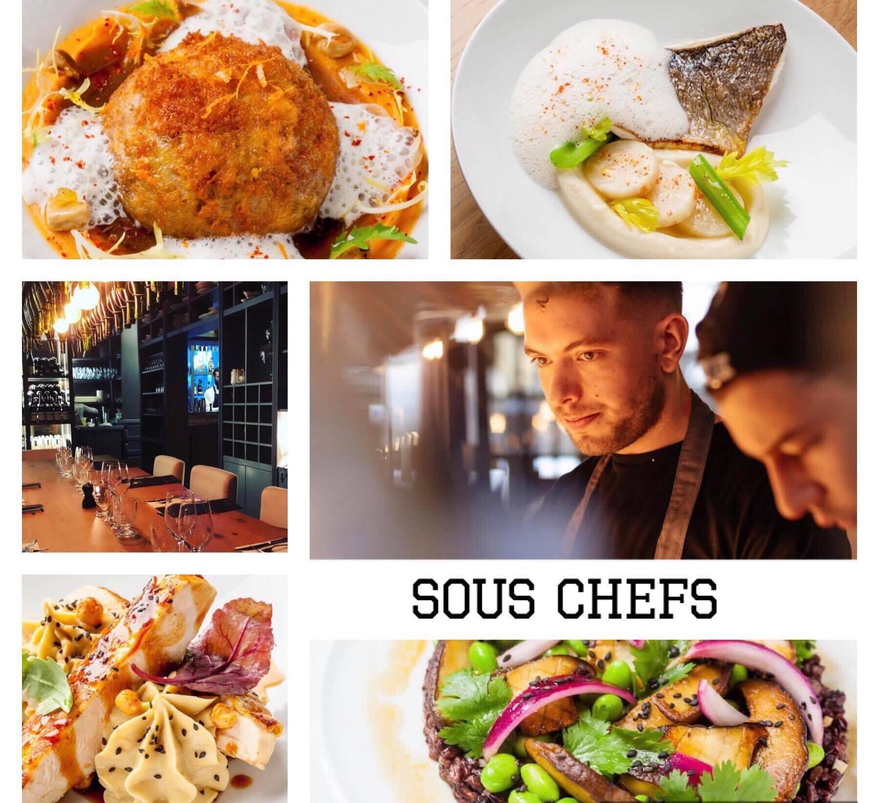 Sous chefs de cuisine rhea recrutement - Offre emploi chef de cuisine ...