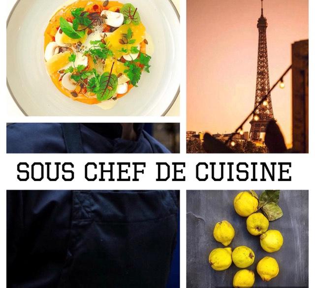 Sous chef de cuisine rhea recrutement - Offre d emploi chef de cuisine ...