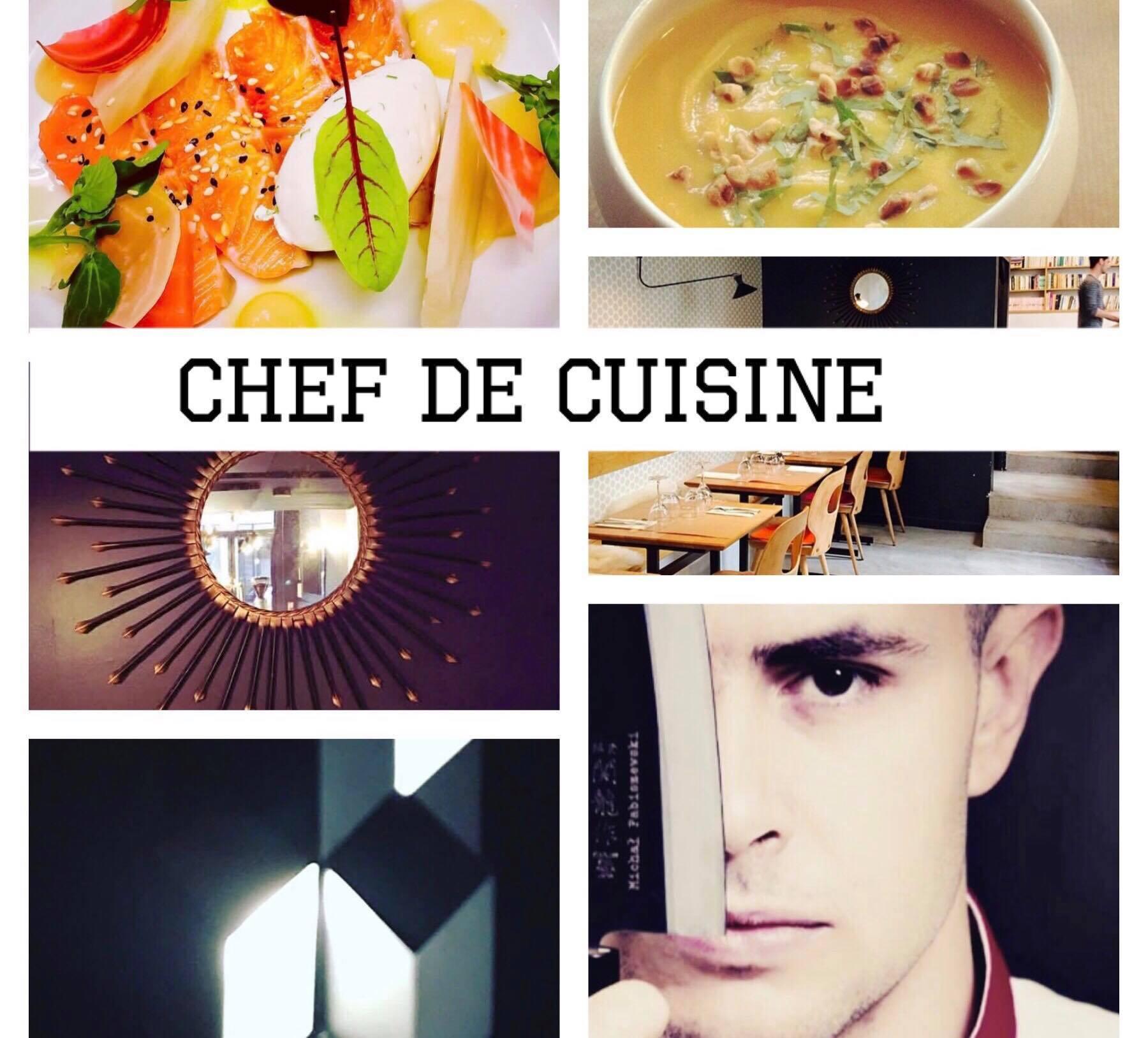 Chef de cuisine rhea recrutement - Recherche chef de cuisine paris ...